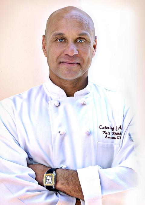 Photo of Chef Bill Blackburn